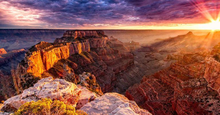 Grand Canyon : les vêtements à emporter pour le découvrir en toutes saisons