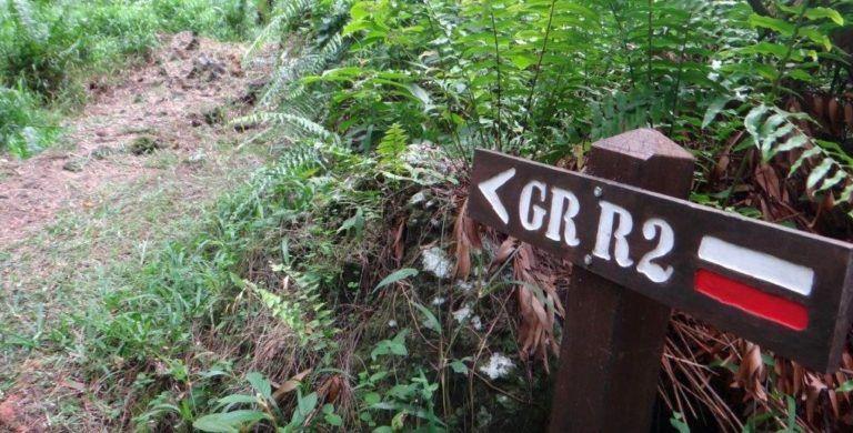 GR 2 à la Réunion : comment s'habiller ?
