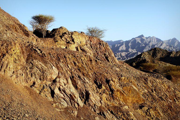 Comment s'habiller pour arpenter les monts Hajar à Oman