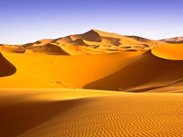 désert du sahara : les vêtements à emporter