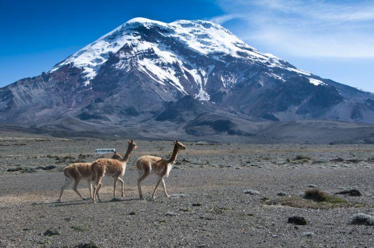 Vêtements pour voyager dans la région du Chimborazo