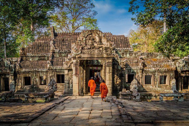 Les vêtements de voyage pour découvrir le Cambodge