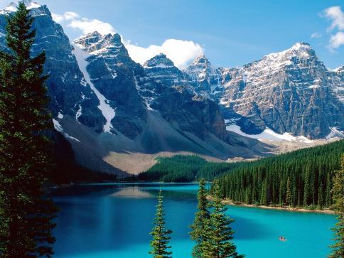Conseils de vêtements pour voyager dans les Rocheuses Canadiennes