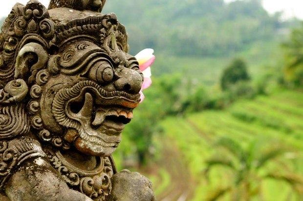 équipement de randonnée : voyage à Java
