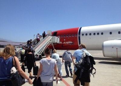 Vêtements en avion : que choisir ?